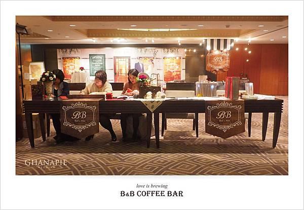台南香格里拉飯店 咖啡館婚禮佈置31
