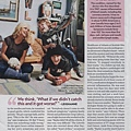 Littrell Family is featured in the People Magazine's April 6th Issue
