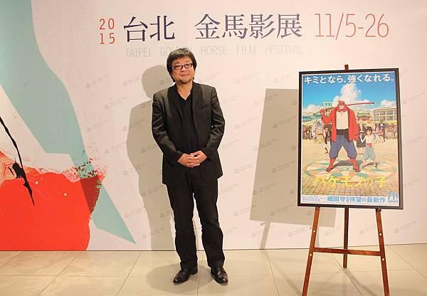 2015金馬影展焦點導演 細田守 (2)