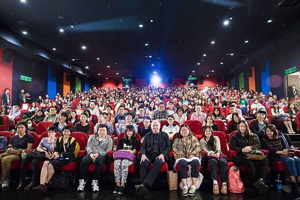 20151110 Peter Greenaway 導演講堂-047
