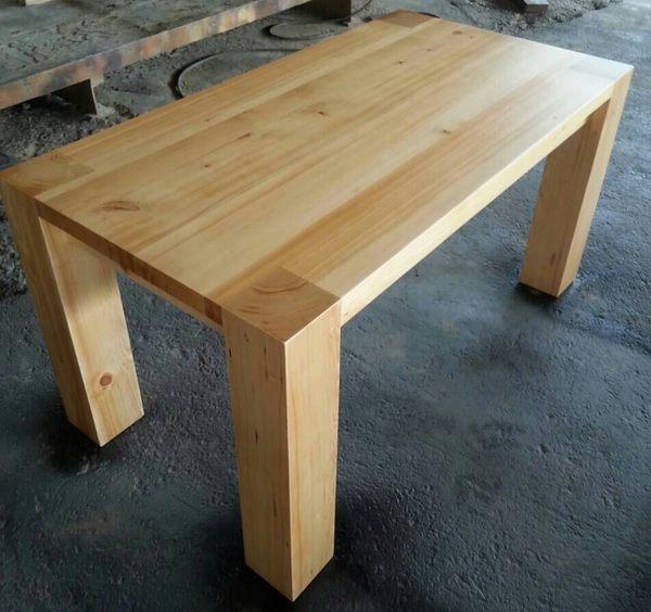 鐵杉木長150寬81高75公分板厚4.5桌腳14.jpg
