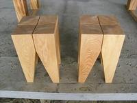 鐵杉牙齒椅