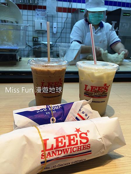 Lee's sandwiches 美國連鎖法式越南三明治品牌3