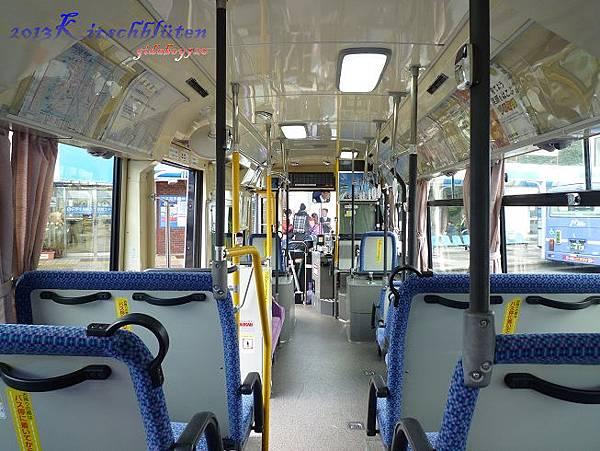 明光巴士內
