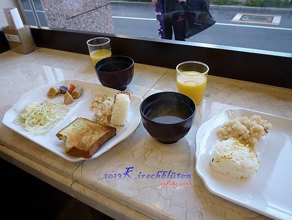 東橫INN早餐