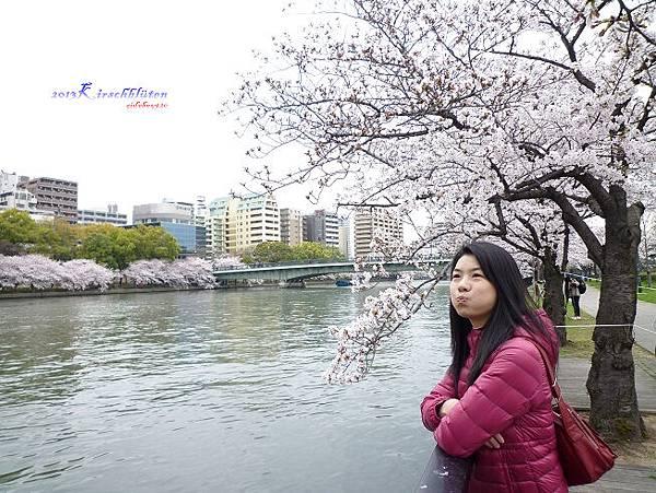 櫻之宮公園大川河畔