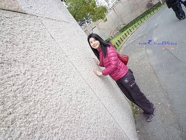 大阪城公園巨石