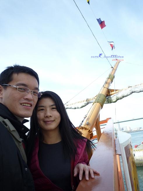 観光船サンタマリア