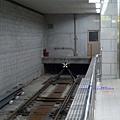 地鐵西梅田站的終點