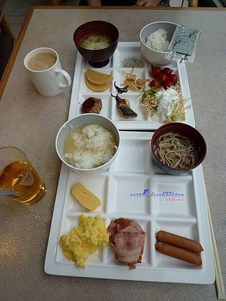 APA大阪天滿朝食