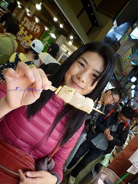 錦市場的干貝