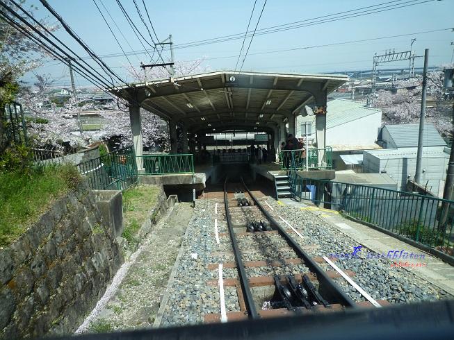 男山ケーブル八幡市駅