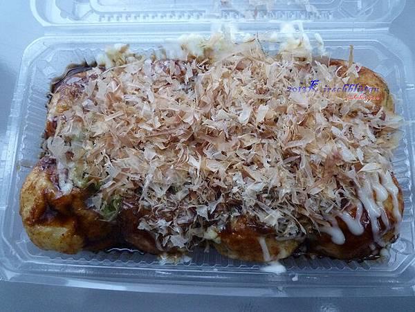 京都拉麵小路章魚燒