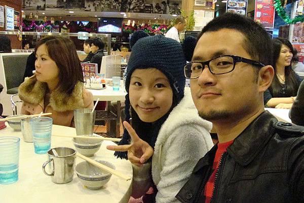 在香港吃茶餐廳