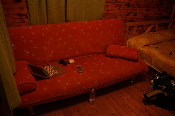 喜歡正對電視的沙發