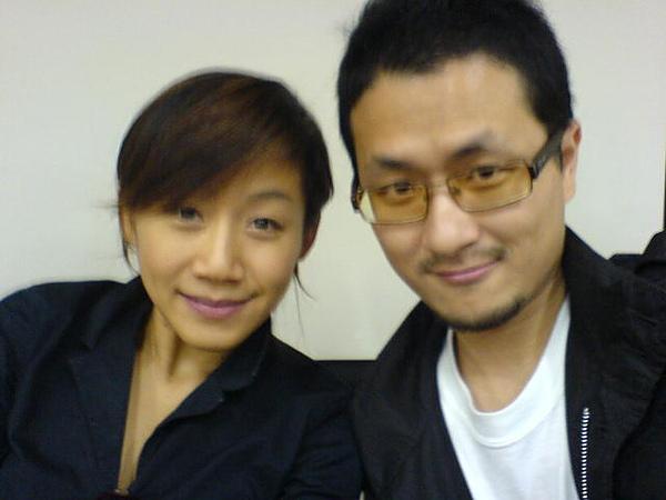 郝譽翔老師跟我