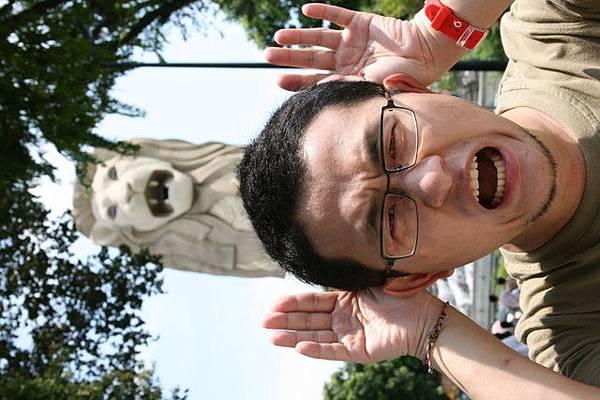 新加坡的魚尾獅很強