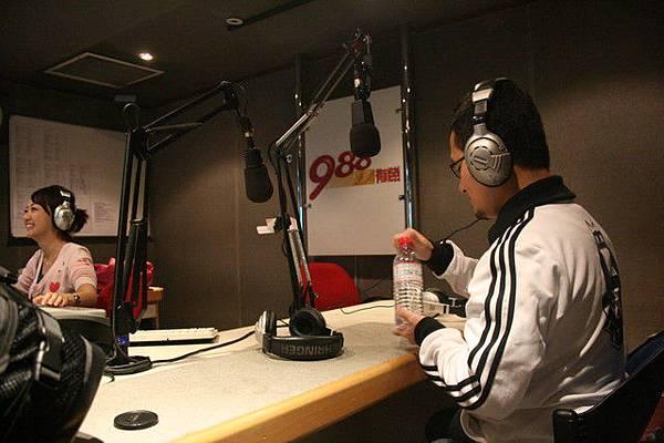 這位馬來西亞廣播DJ很正