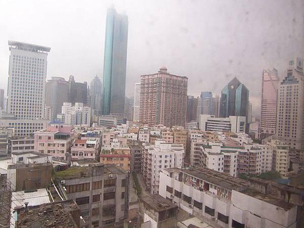 再見了深圳