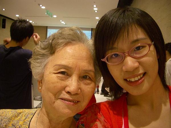 奶奶跟小郭襄