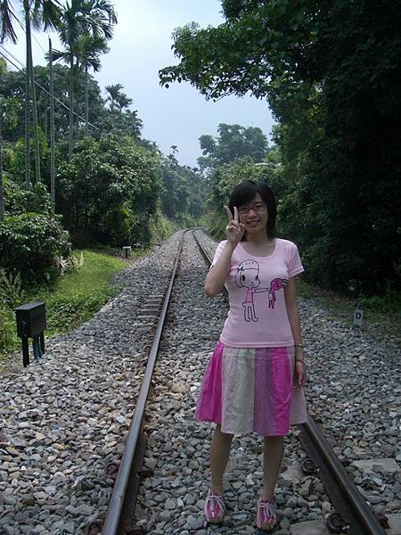 小郭襄今天是粉紅色系的