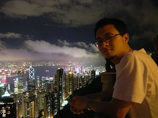 太平山的夜景真的很美