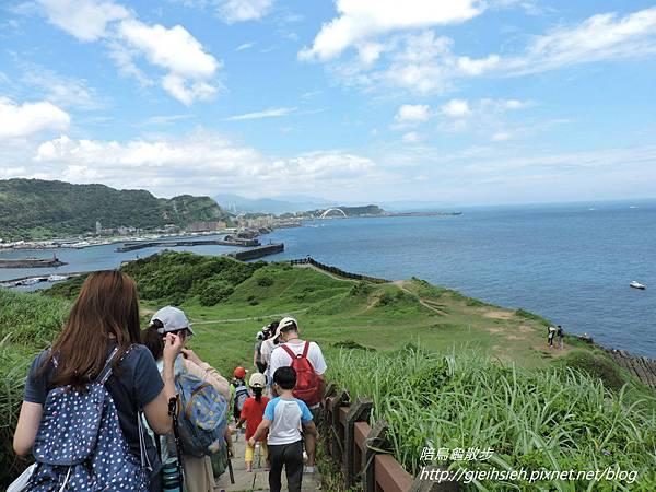 【陪烏龜散步】20170520 八斗子藻樂趣_望幽谷