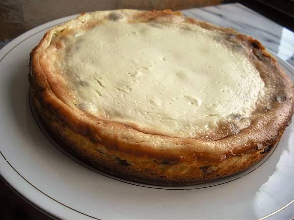 蘭姆葡萄乳酪蛋糕
