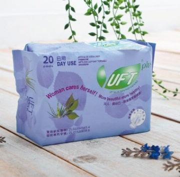衛生棉 清新日用型