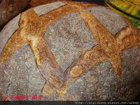手工麵包三明治