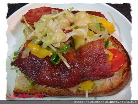 手工麵包三明治 (2)