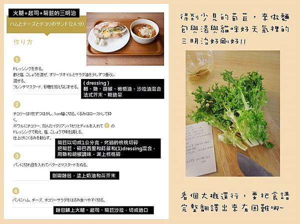 10303024 貓咪好天氣。火腿起司菊苣三明治.jpg