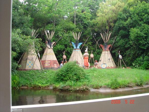 印地安人聚落