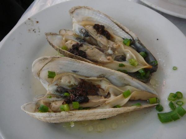 鼓浪嶼海鮮貝類