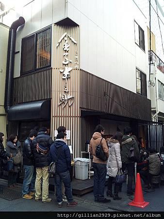[食記]日本橋-天丼 金子半之助