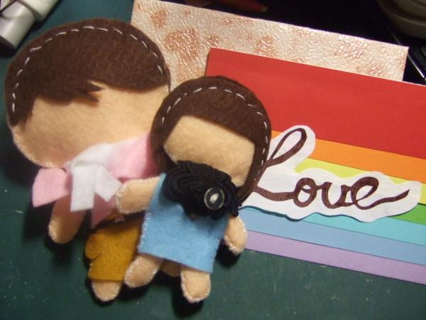 080211做給禎的情人節卡片和不織布娃娃.jpg