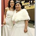 美美的新娘,美美的伴娘