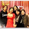 真理大學同學,左起:阿華華,純,黑GG,黃小兔,雅琪-好久不見的大家,很想你們哦!!