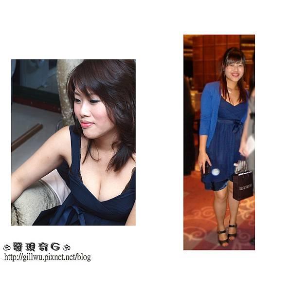 右-是GG在ARIEL相布裡抓的去年的相兒,一樣的衣服~不一樣的造型,感覺,是不是很不一樣呢?哦~GG超愛左邊那張ARIEL,超美!!