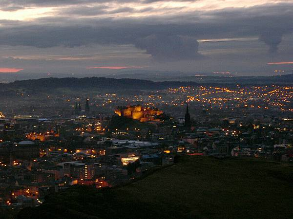 Night of Edinburgh