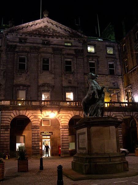 the City Chamber of Edinburgh