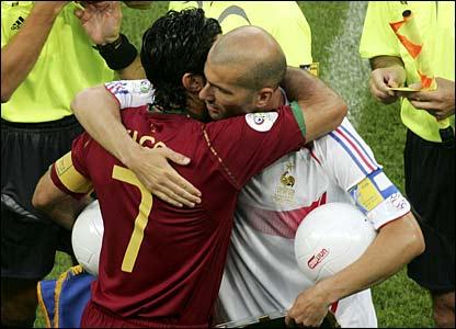 Zidane+Figo huge