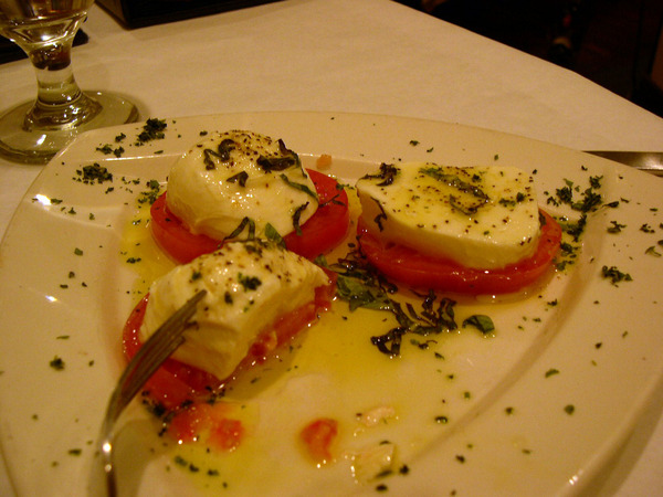 好吃的chees配番茄
