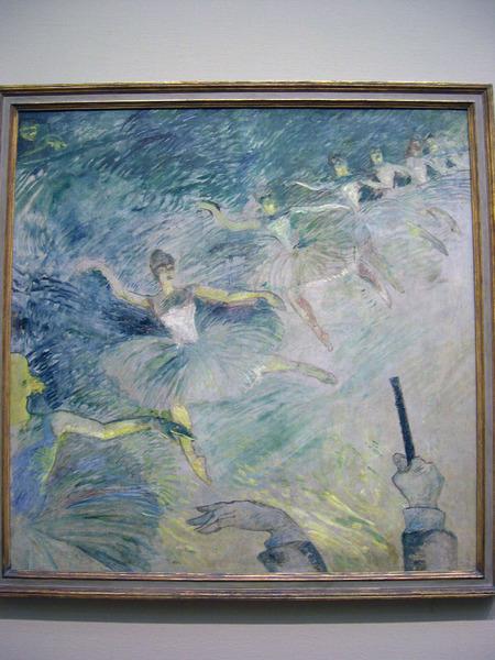 我說羅特列克(Toulouse-Lautrec)先生