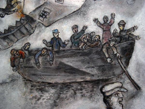 這就是傳說中的旱地划舟嗎