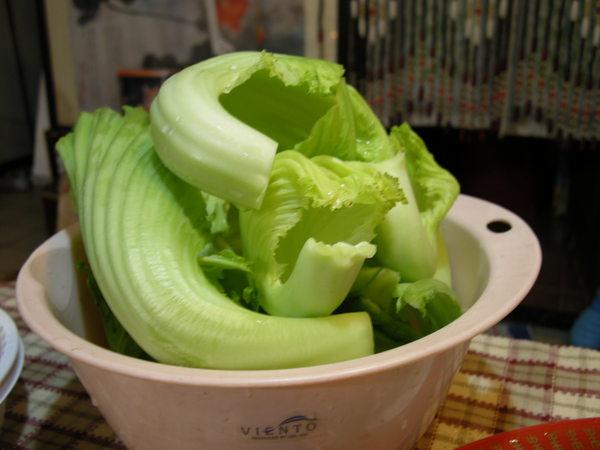 Leaf mustard 芥菜(長年菜)