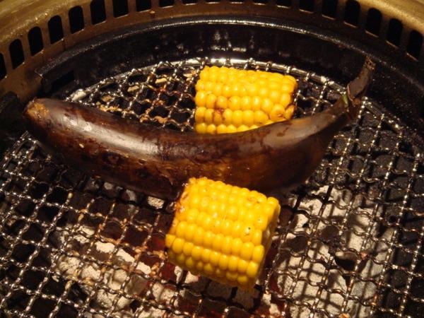 香蕉+玉米