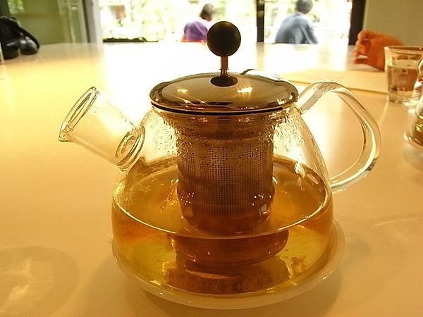我點的鎮靜茶