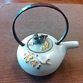 2.麻雀銅把提樑壺--茶壺--黃克強製