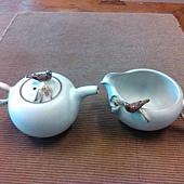 3.朱雀蜻蜓壺--茶器--黃克強製